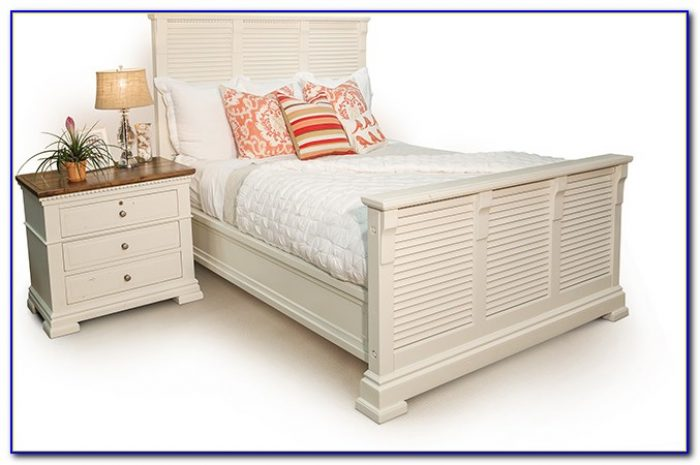 White Coastal Bedroom Furniture