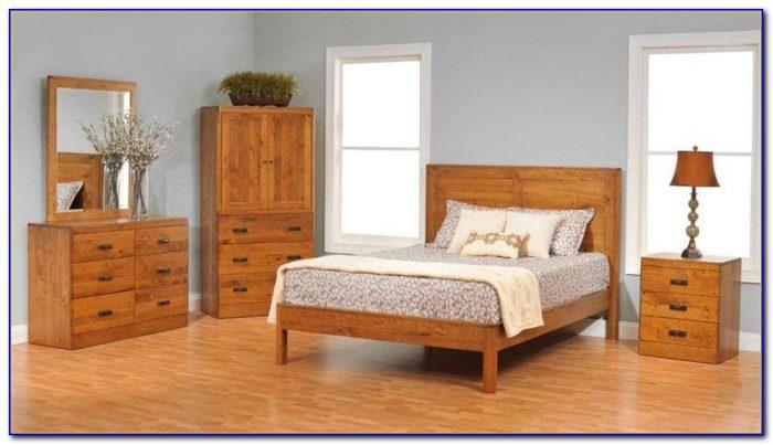 Wood Bedroom Furniture Sets