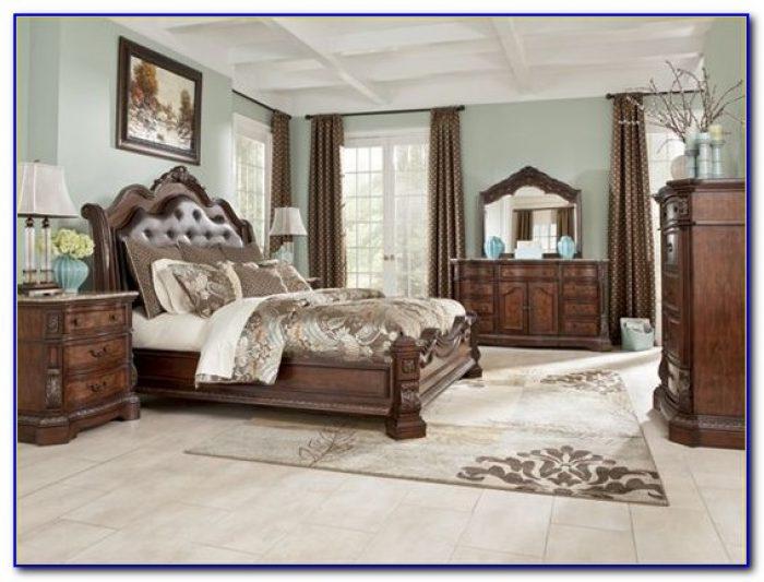 Ashley King Bedroom Sets