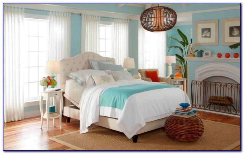 Beach Master Bedroom Decorating Ideas