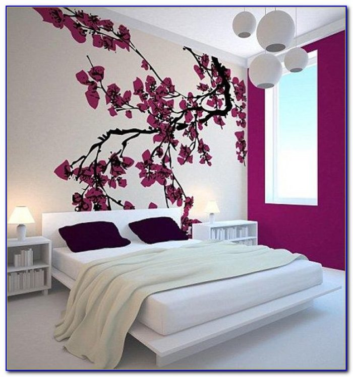 Cherry Blossom Bedroom Mangaziez