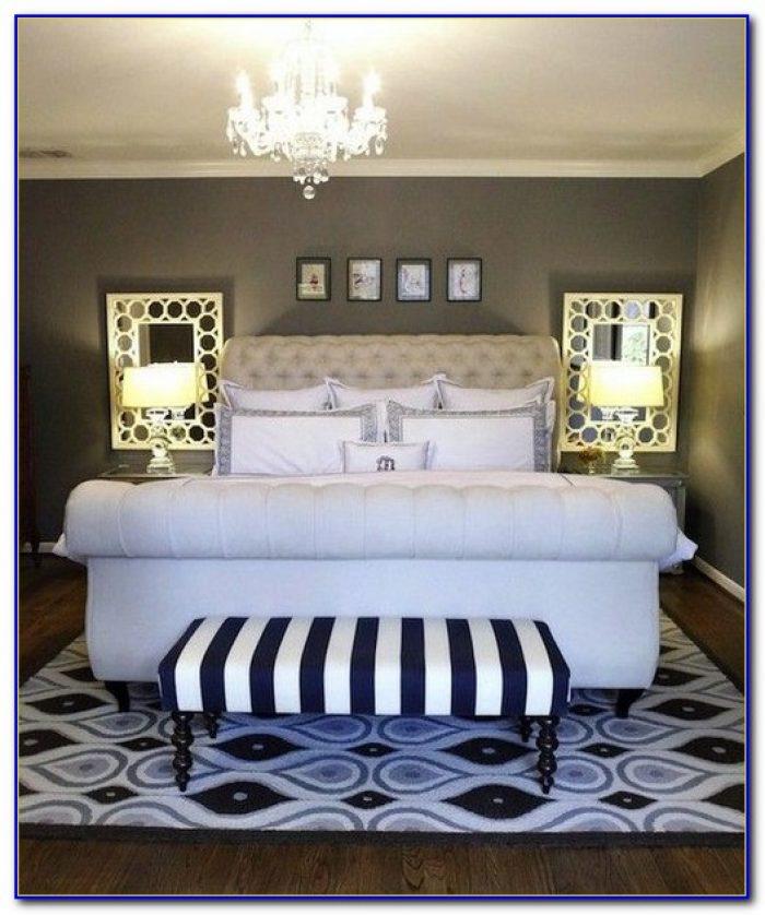 Contemporary Black Bedroom Furniture Sets
