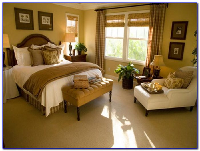 Decorating Ideas For A Man's Bedroom