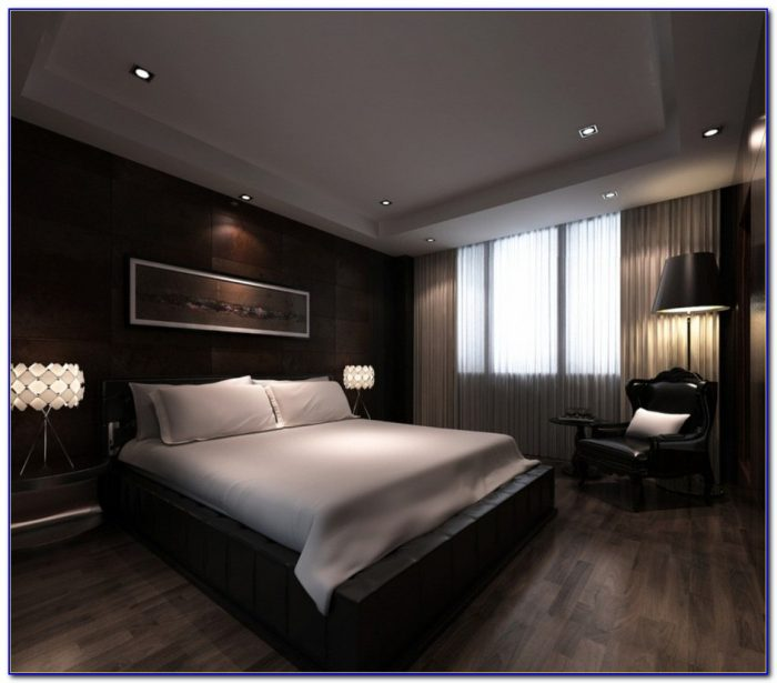 Design Ideas For Bedrooms With Dark Furniture