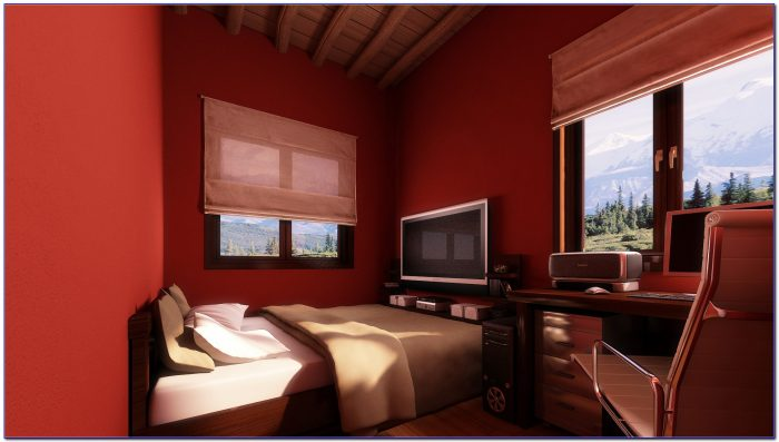 Interior Designs For Bedrooms Images