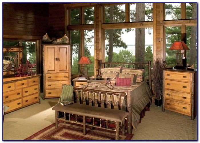 Log Cabin Bedroom Sets