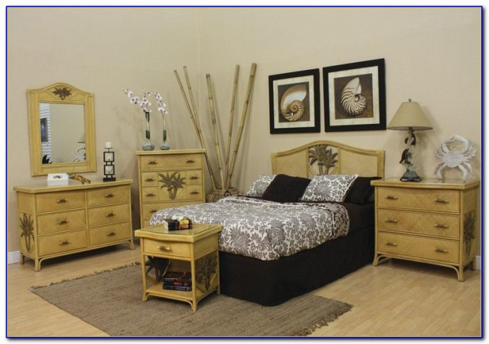 Palm Tree Bedroom Furniture