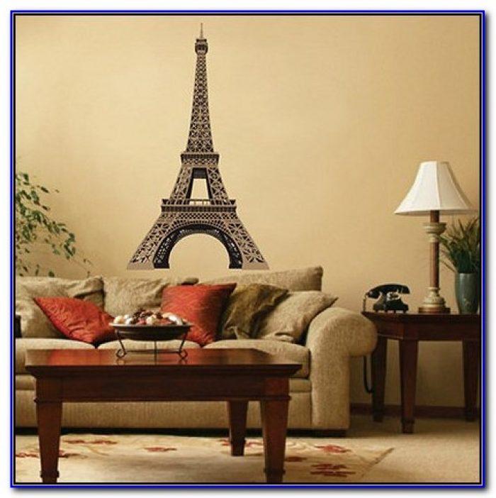 Paris Living Room Decorating Ideas
