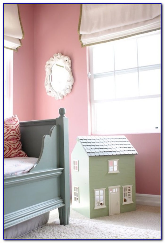 Pink Paint Colors For Living Room