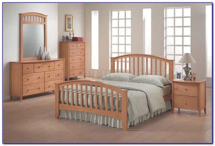 Solid Maple Bedroom Furniture Sets