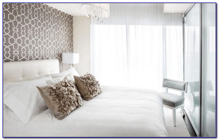 Wallpaper Accent Wall Ideas Bedroom