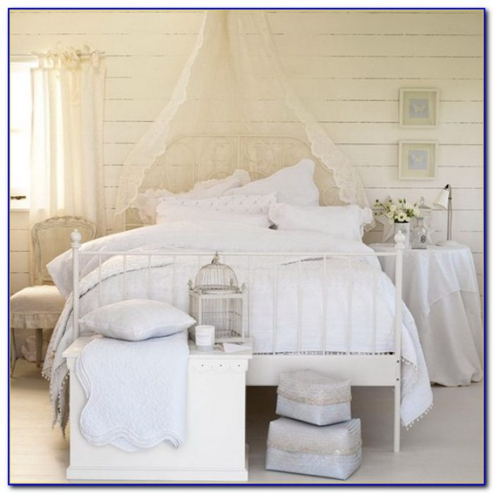 White French Country Bedroom Furniture