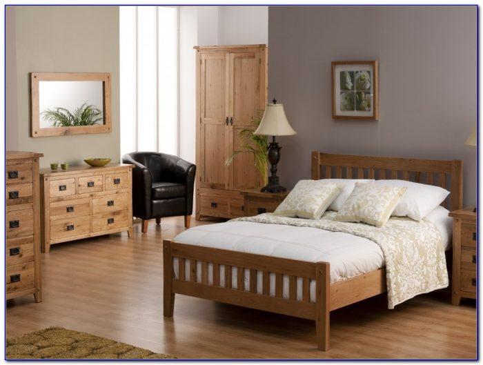 White Oak Bedroom Furniture Uk