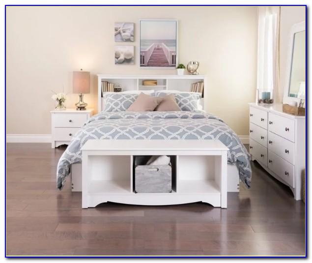 Whitewash Queen Bedroom Sets