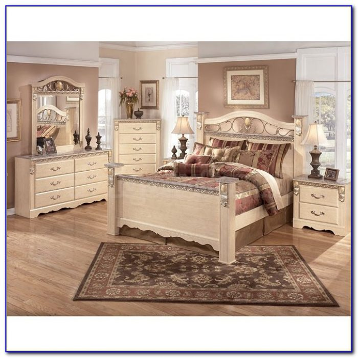 Ashley Signature Bedroom Set