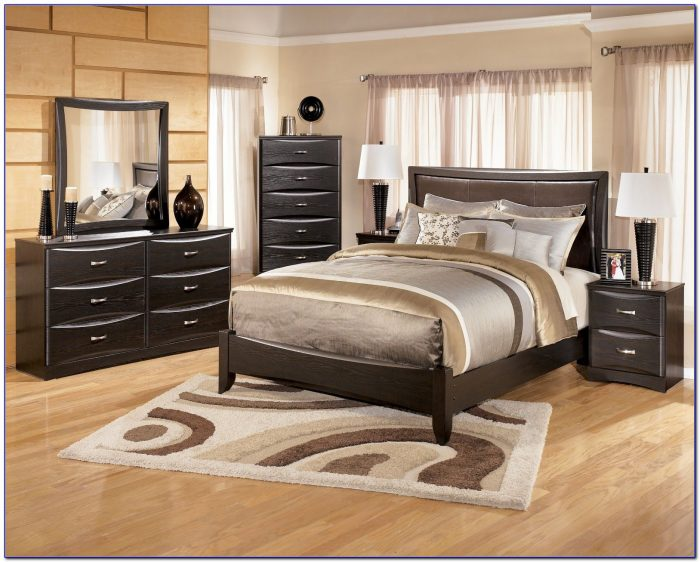 Bedroom Furniture At Ashley Furniture