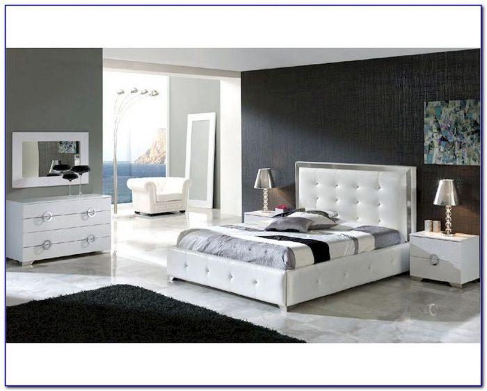 Bedroom Furniture Set White