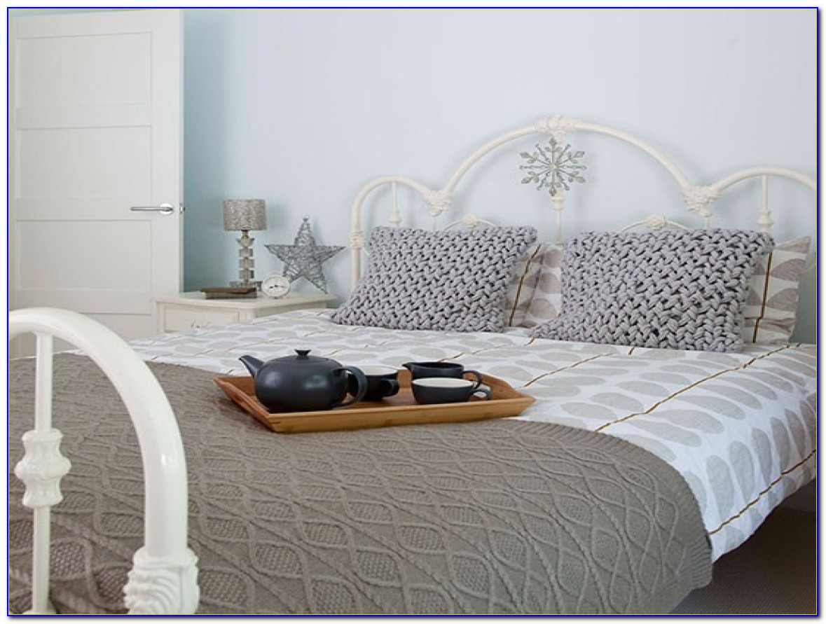 Blue And Taupe Decor - Bedroom : Home Design Ideas #BjzM5gnzrV