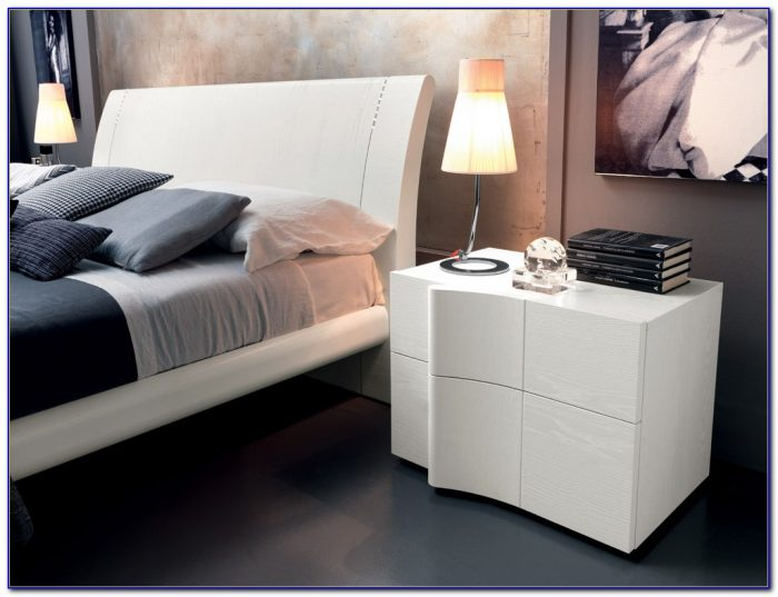 Boston White And Ash Bedroom Furniture