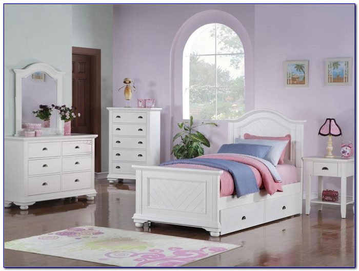Boy Bedroom Set With Desk