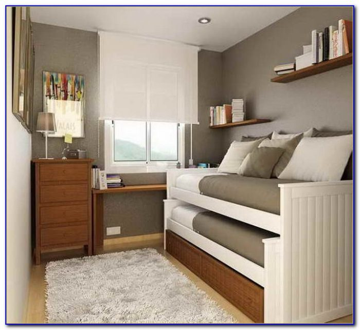 Bunk Beds For A Small Bedroom