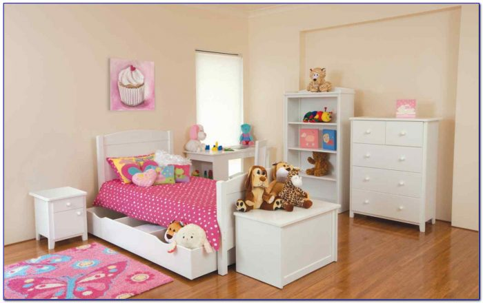 Cars Bedroom Set For Toddlers
