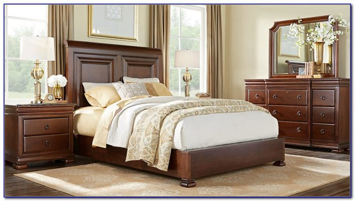 Cindy Crawford Monaco Bedroom Set