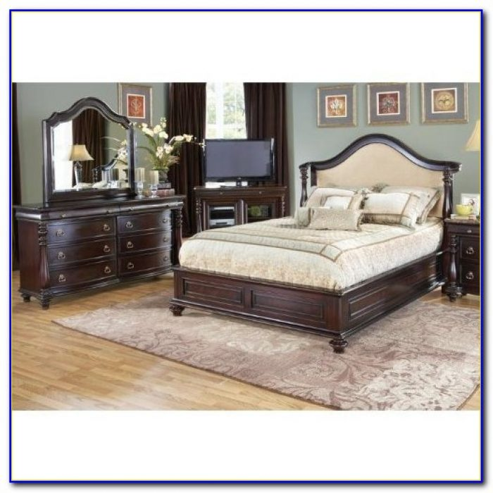 Cindy Crawford Trinidad Bedroom Set