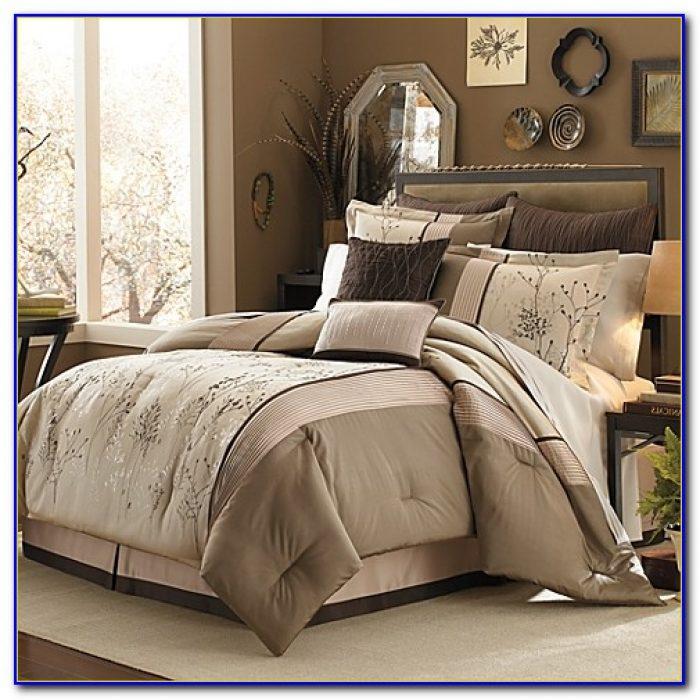 Complete Bed Comforter Sets