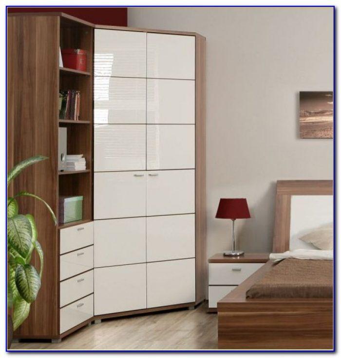 Corner Bedroom Furniture Units