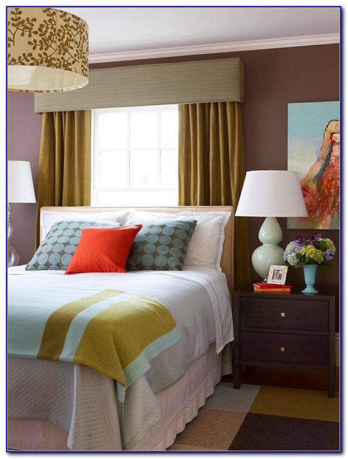 Decorating Ideas For Bedroom Window Treatments