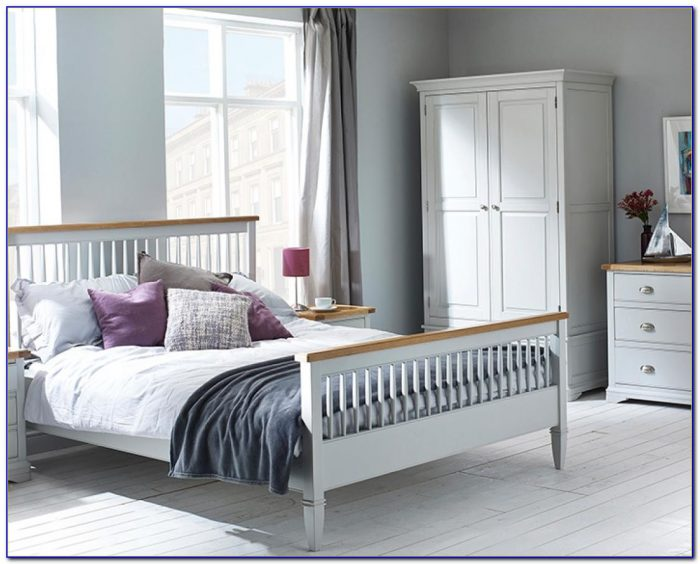 Gray Painted Bedroom Furniture