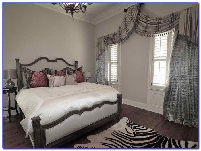 Ideas For Window Treatments With Blinds