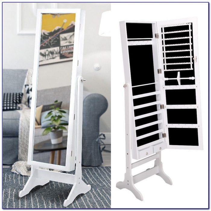 Large Free Standing Bedroom Mirror