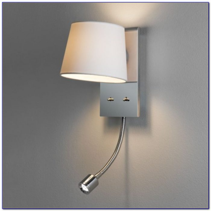 Led Bedroom Reading Lamp
