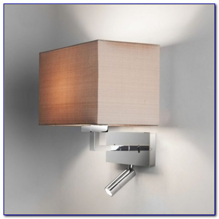 Led Wall Reading Lamp