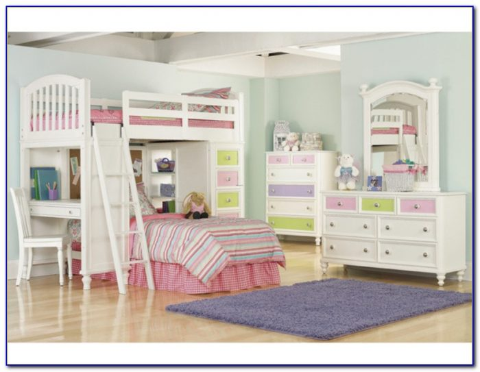 Minnie Mouse Bedroom Set For Toddlers