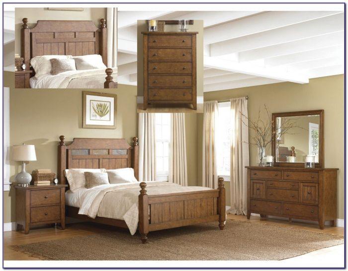 North Carolina King Bedroom Set
