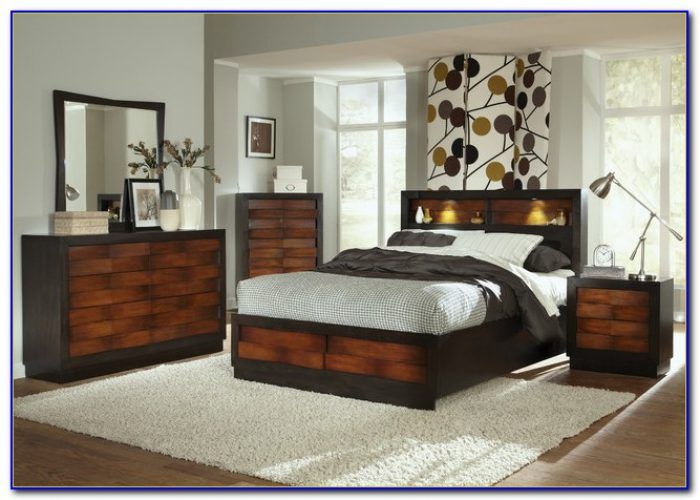 Oak King Size Bedroom Sets