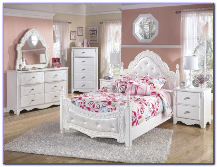 Princess Bedroom Set For Toddlers