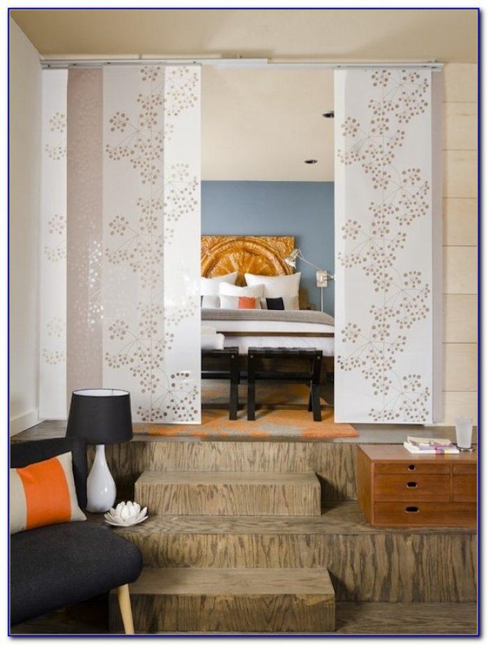 Privacy Screen Bedroom Divider