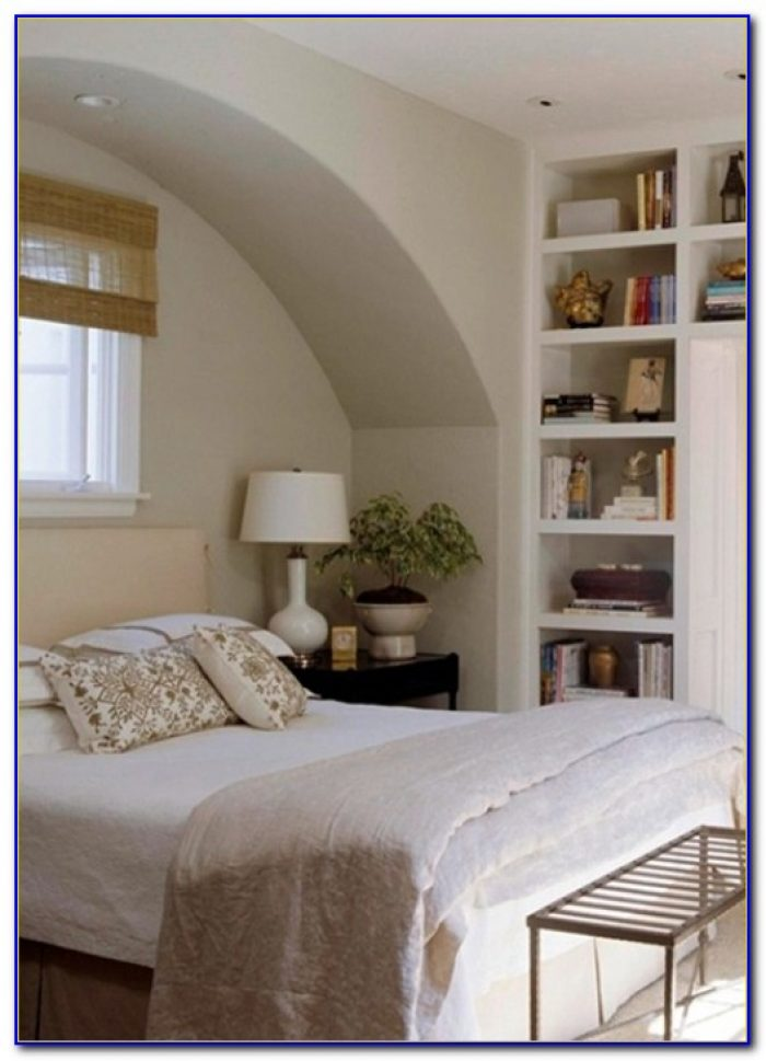 Storage Solutions For Attic Bedrooms