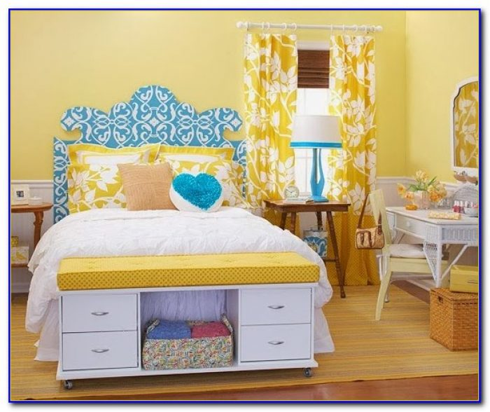 Storage Solutions Small Master Bedroom