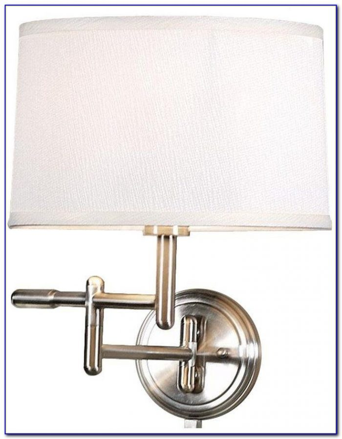 Swing Arm Bedroom Reading Lamp