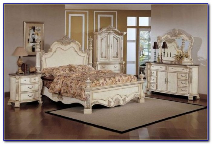 Vintage Off White Bedroom Furniture - Bedroom : Home Design ...
