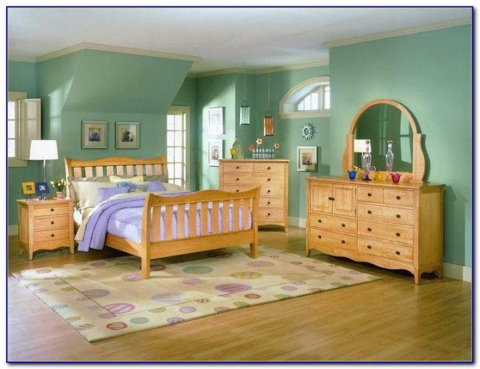 Wood Bedroom Sets Furniture