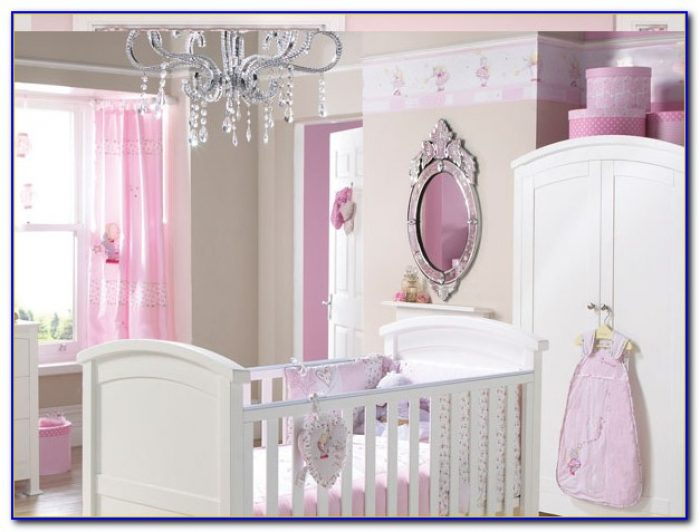 Baby Girl Decorating Ideas