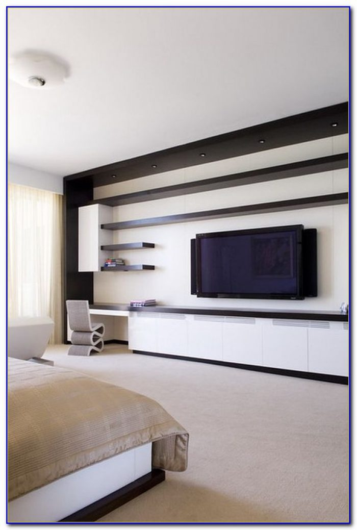 Bedroom Wall Unit Designs