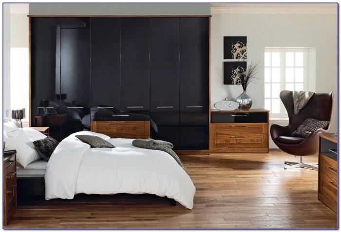 Dark Bedroom Furniture Decorating Ideas