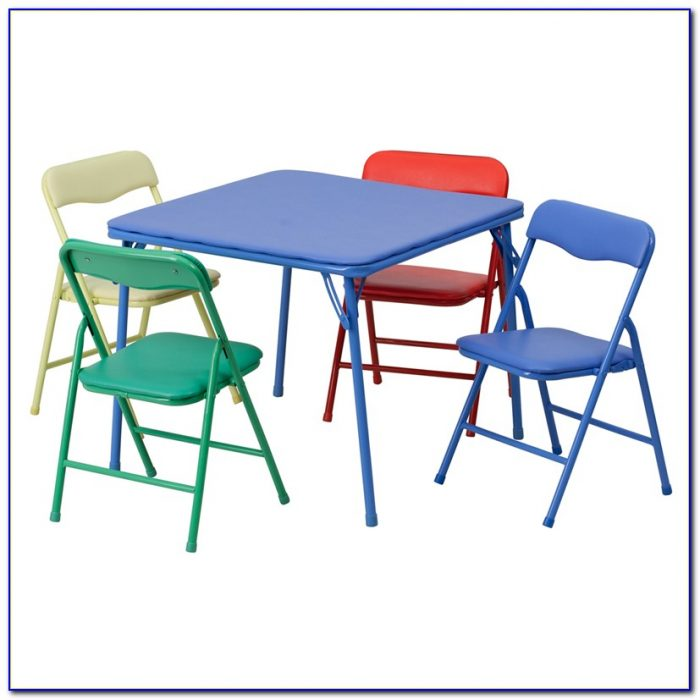 Folding Table And Chairs Amazon